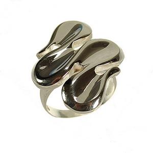 Inel din argint cu model