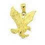 Pandantiv vultur placat cu aur